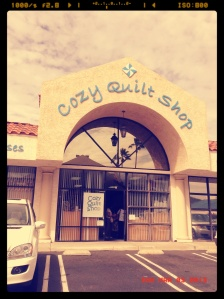 Cozy Quilt Shop